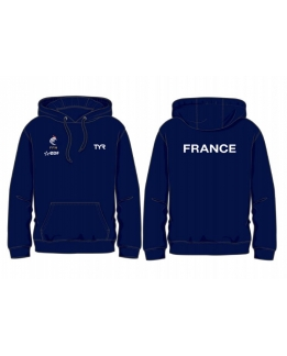 Pull a capuche femme France 2018